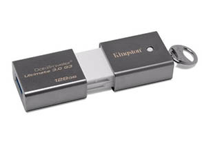 DataTraveler Ultimate 3.0 G3 USB Stick Test 2014