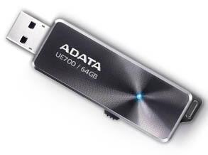 Dashdrive elite ue700 USB Stick Test