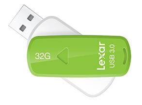 JumpDrive S33 USB Stick Test