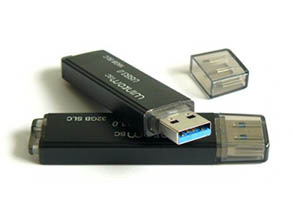 Pendrive SLC-DDR USB Stick Test 2014